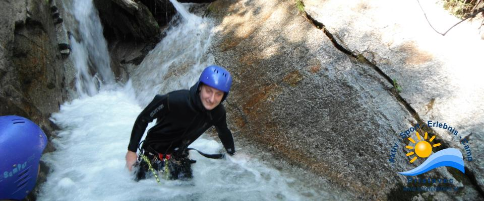 """Canyoning """"EASY"""""""