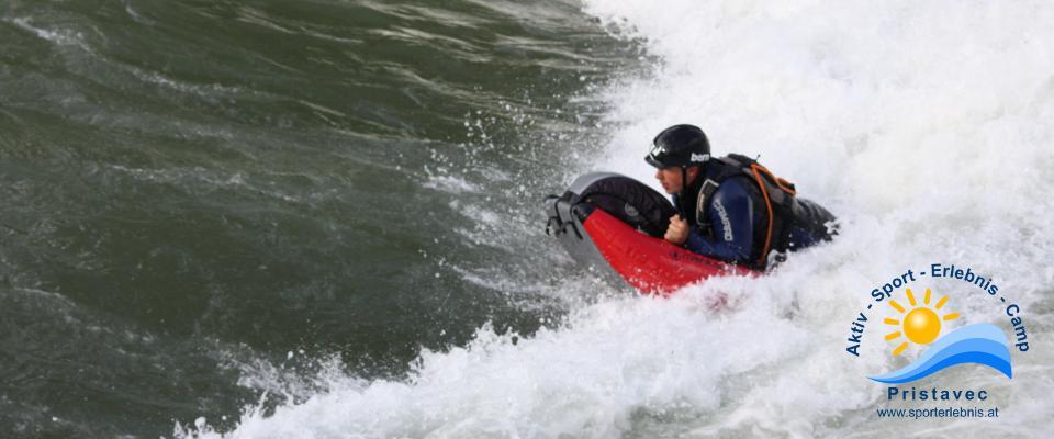 Statt Rafting - Riverbug